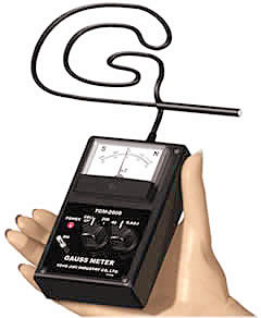 简易磁性测量仪