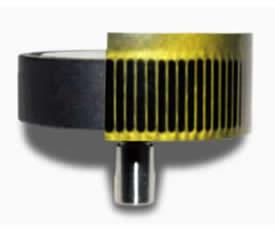 传感器磁铁的磁化方式